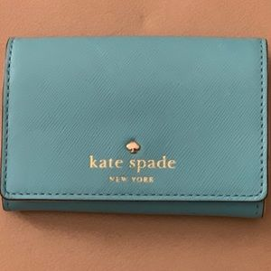 Kate Spade compact wallet
